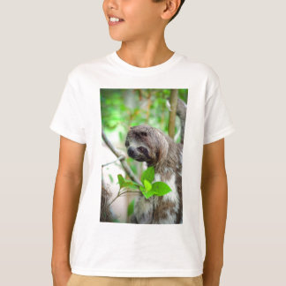 Paresse dans l'arbre Nicaragua T-shirt