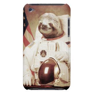 Paresse d'astronaute coques iPod Case-Mate