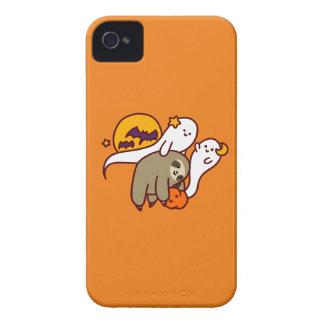 Paresse de Halloween Coque iPhone 4