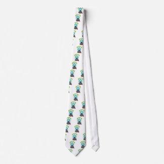 paresse de jonglerie de hérisson extraordinaire de cravates
