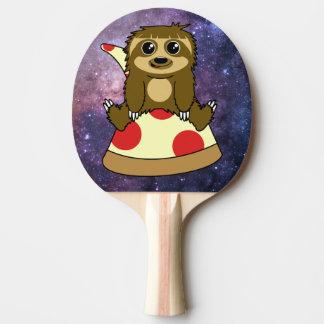 Paresse de pizza raquette tennis de table