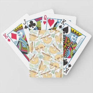Paresses accrochantes jeu de cartes