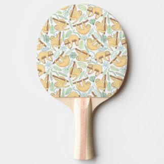 Paresses accrochantes raquette tennis de table