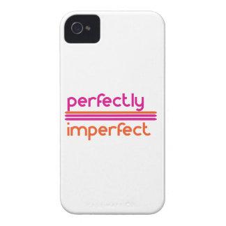 Parfaitement imparfait coque iPhone 4 Case-Mate