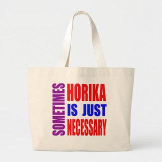 Parfois Horika est simplement nécessaire Sacs En Toile
