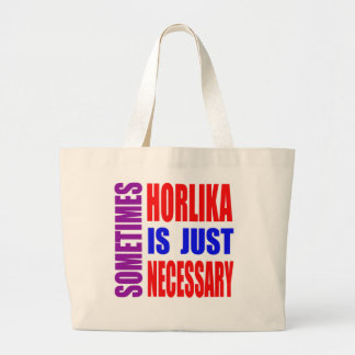 Parfois Horlika est simplement nécessaire Sac Fourre-tout