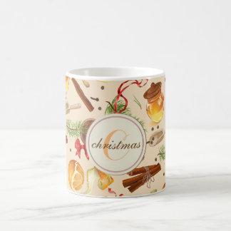 Parfums de cru de Noël Mug