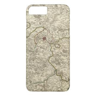 Paris 3 coque iPhone 7 plus