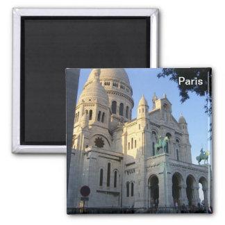 Paris - Basilique du Sacr�-Coeur - Aimant Pour Réfrigérateur