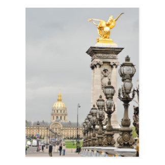 Paris Carte Postale