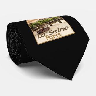 PARIS France Cravate Personnalisable