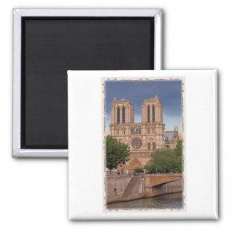 Paris - Notre Dame Magnets Pour Réfrigérateur