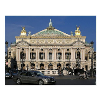 Paris - Op�ra national - Cartes Postales