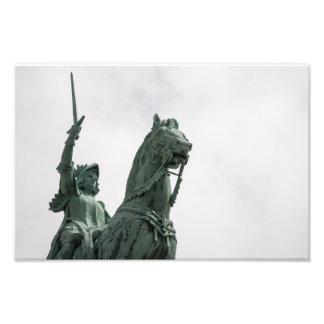 Paris statuaire photographies