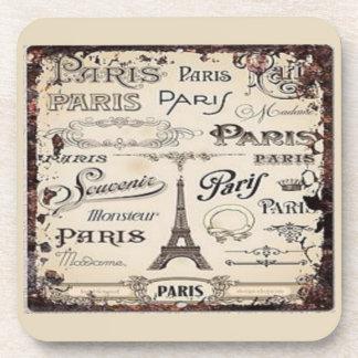 Paris vintage sous-bock