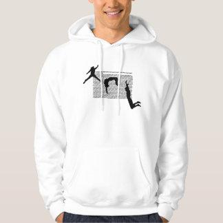 Parkour Sweatshirt À Capuche