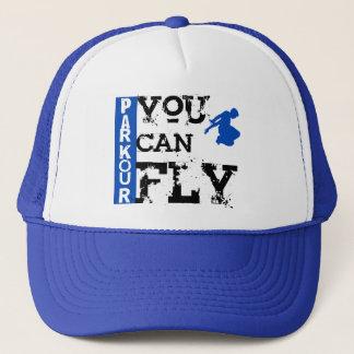 Parkour - vous pouvez voler casquette