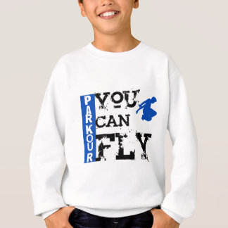 Parkour - vous pouvez voler sweatshirt