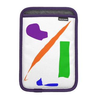 Parler tranquillement housse iPad mini