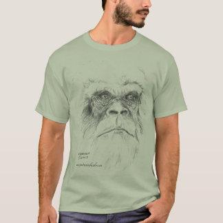Parlons le T-shirts des hommes de Bigfoot