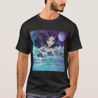 Parmi le T-shirt mou de sirène de mer