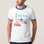 Paroi de Berlin T-shirt