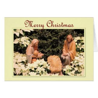 Paroisse catholique de St Mary - Noël de Manger Carte De Vœux