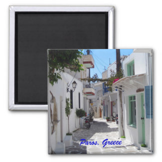 Paros, aimant de la Grèce