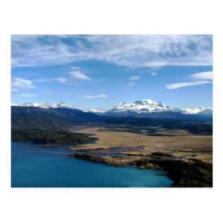 Parque Torres del Paine, Chili Carte Postale