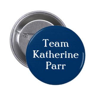 Parr de Katherine d'équipe Badge