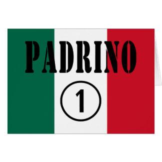 Parrains mexicains L ONU de Padrino Numero Cartes De Vœux