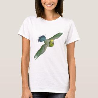 Parrotlet Jaune-Fait face T-shirt