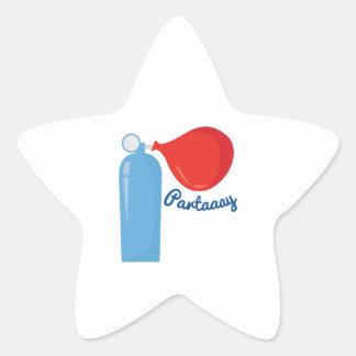 Partaaay Sticker Étoile