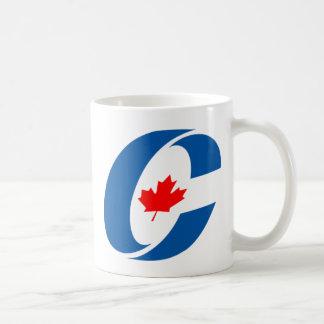 Parti conservateur Canada Mug
