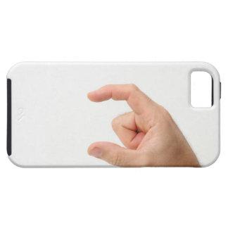 Participation de main, vide coques iPhone 5 Case-Mate