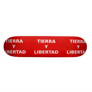Partido Mexicano libéral, Colombie politique Skateboards