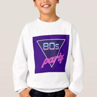 partie 80s sweatshirt