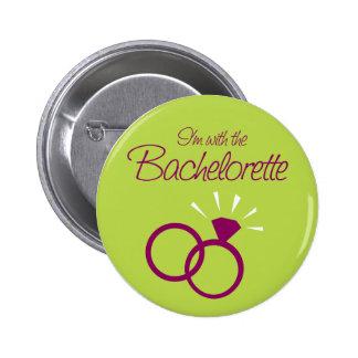 Partie de Bachelorette Badges