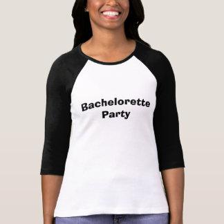 Partie de Bachelorette T-shirt