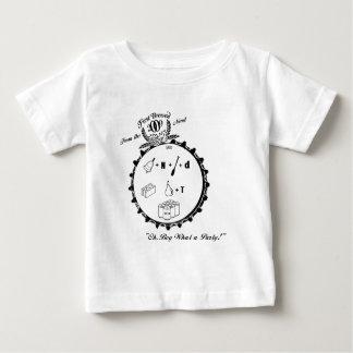Partie de bloc de Belnord 2014png T-shirt Pour Bébé