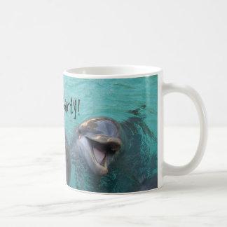 Partie de dauphin ! mug