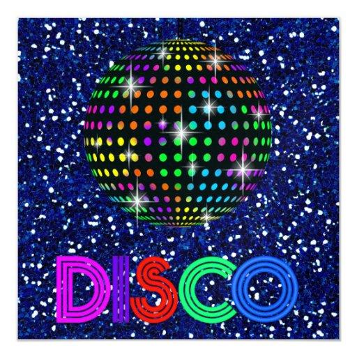 Partie de DISCO - SRF Bristols Personnalisés