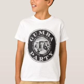 Partie de Gumba - logo noir T-shirt