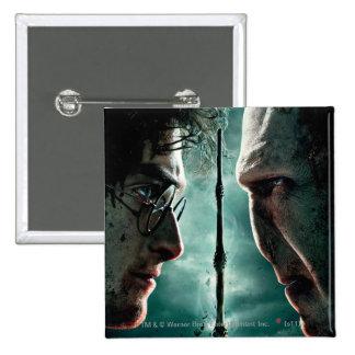 Partie de Harry Potter 7 - Harry contre Voldemort Badge