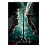 Partie de Harry Potter 7 - Harry contre Voldemort Carte