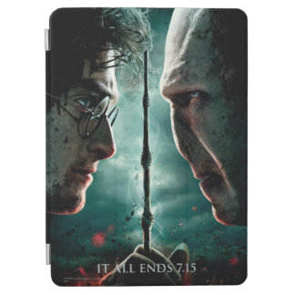 Partie de Harry Potter 7 - Harry contre Voldemort Protection iPad Air