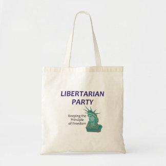 Partie de libertaire de PIÈCE EN T Sacs