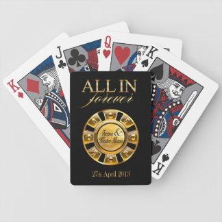 Partie de luxe de Sheena et de Kester Las Vegas Jeu De Poker