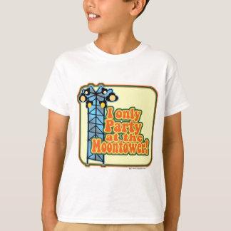 Partie de Moontower T-shirt