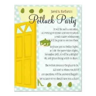 Partie de Potluck Bristols